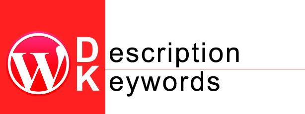 Выводим description и keywords