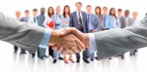 Находите клиентов через знакомых