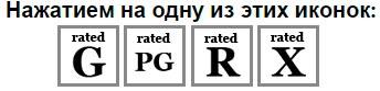 Категории граватара